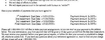 chase debt settlement letter 600x230