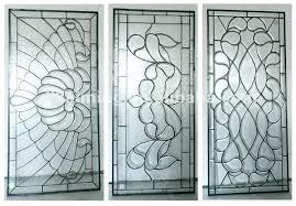 decorative glass wall panels classical birds art panel for showers g decorative glass panels