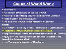 causes of world war essays essay on role models can influence causes of world war 2 essays