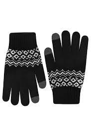 <b>Перчатки для сенсорных</b> экранов Xiaomi (черные) - купить в ...