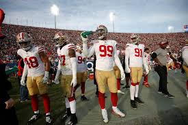 Forty Niners Depth Chart 49ers 2019 Nfl Preview The Defensive Line
