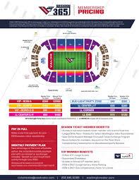 2019 Season Ticket Memberships Washington Valor