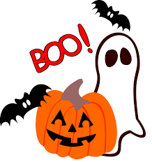 from the archive boo why job searches are so scary oite image of two bats a ghost a pumpkin and the word boo
