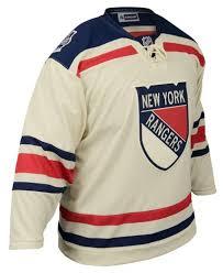 Jerseys All York New Rangers