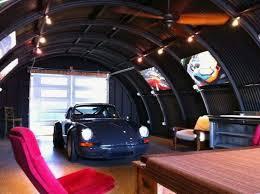 garage track lighting. modren track black painted ceiling with track garage lights and fan to lighting e