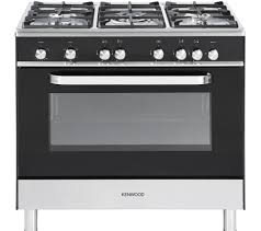 Gas Range With Gas Oven Buy Kenwood Ck305g Gas Range Cooker Black Free Delivery Currys