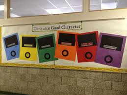 best character images character education my six pillars bulletin board for the hallway