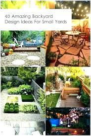 Virtual Backyard Design Model