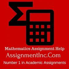 mathematics assignment help and homework help mathematics assignment help