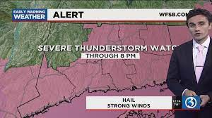 EARLY WARNING WEATHER ALERT: Severe ...