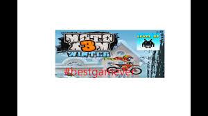 Moto X3m Winter Unblocked Games 66