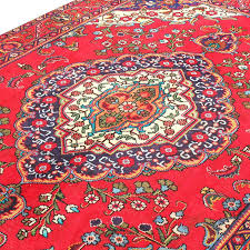 wool persian rugs x classic red rug fl design from wool persian rugs toronto