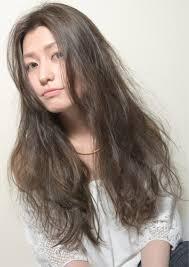モード パーマ ゆるふわ ロングmagnet Hair Chiaki 212905hair