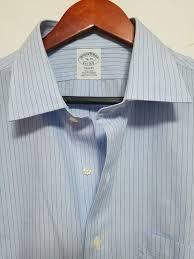 Brooks Brothers Mens Regent Non Iron Supima Dress Shirt