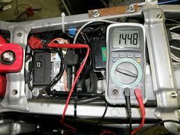 charging system diagnostics rectifier regulator upgrade report this image