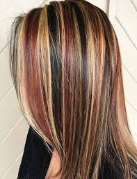 how to highlight your hair at home hair chunking pinit