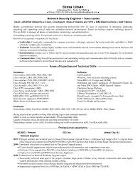 Ccna Network Engineer Resume Download Cisco Voice Sample Adorable