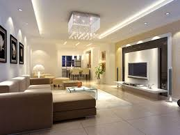 luxury home lighting. Luxury Home Lighting. Modern Interior Design With Ceiling Lighting In False White And Cream