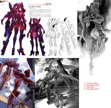 Neon Genesis Evangelion Anima 3 Years