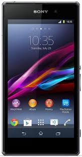 sony phone. sony xperia z1 uk sim free smartphone - black: amazon.co.uk: electronics phone