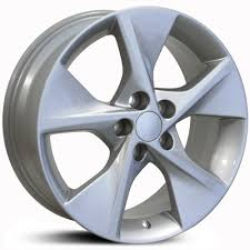 toyota 18 inch wheels rims Replica OEM Factory Stock Wheels & Rims