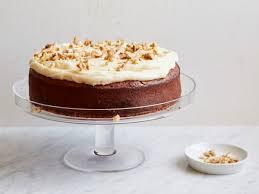 Best Ever Banana Cake With Cream Cheese Frosting Recipe Genius Kitchen