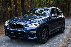 BMW Convertible bmw x3 cheap : Car and Driver drives the BMW X3 M40i, says if feels like a ...