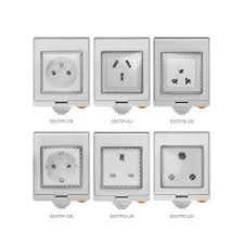 <b>SONOFF S55</b> Wi-Fi <b>Waterproof</b> Smart Socket Wireless Outdoor Plug