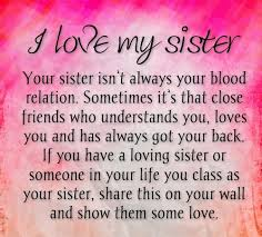 Sister Love Quotes Amazing Sisterlovequotes48 Lovequotesmessages