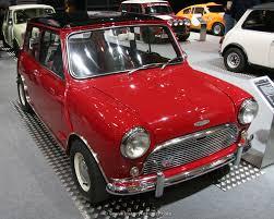 mini 1963 austin mini cooper s 1071 - the history of cars - exotic ...