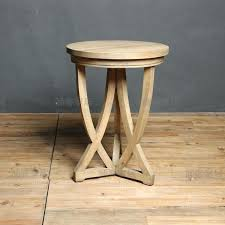 rounded corners table vintage french country elm solid wood oak ash pine coffee table corner a rounded corners table