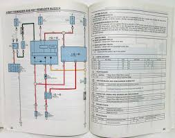 2003 toyota mr2 electrical wiring diagram manual