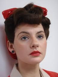1000 images about 1940 39 s inspired make up on 1940s makeup 1940s and hair and