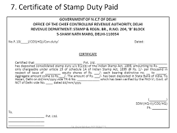 On Share Certificates In Delhi Ppt Video Online Download