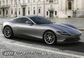 2020 Ferrari Roma Price And Specifications