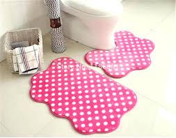 pink bathroom rugs sets light pink bath rugs hot 2 set for bath mat bathroom