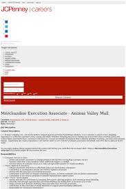 Jobs In Farmington Nm Merchandise Execution Associate Animas Valley Mall Job At Jcpenney