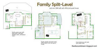 modern design simple split level house plans trendy split level ranch floor plans 4 beautiful home design style