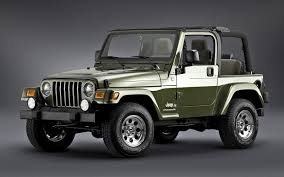 2002 to 2006 Jeep Wrangler TJ SUVs For Sale 2002 and 2006 Wrangler ...