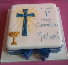 The First Communion Cakes The Unforgettable Cakes You Made
