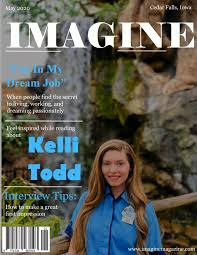 Imagine Magazine by Kelbey Barbadillo - issuu