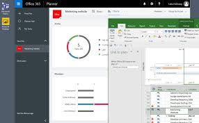Microsoft Office 365 Planner Gantt Chart Introducing New Ways To Work In Microsoft Project