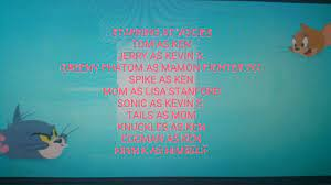 Tom and Jerry Ending Credits (Page 1) - Line.17QQ.com
