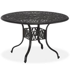 round slate patio table luxury dining tables patio lawn