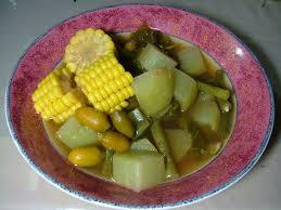 Angkat dan sajikan sayur lodeh pedas selagi hangat. Sayur Asem Wikipedia
