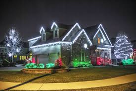Best Holiday Light Displays Long Island Cool White Christmas Lights Outside Hanging Christmas