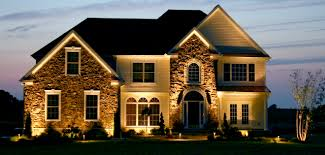 home spotlights lighting. Staging A Home With Outdoor Lighting And Landscape Can Help Create Curb Appeal When Selling Spotlights