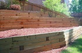 retaining walls wooden retaining walls wood wooden wall wall design ideas medium size retaining walls wood