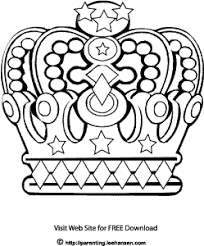 Small Picture Canada Colouring Page Queens Crown
