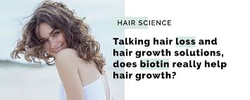 using biotin for hair growth does
